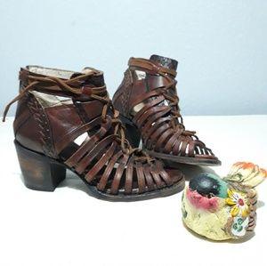 Freebird by Steven |Wazee boots |Size 8